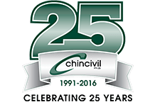 Chincivil Celebrating 25 years